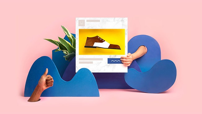Brand illustration - Mailchimp